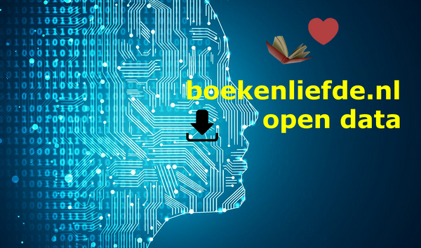 Boekenliefde open data